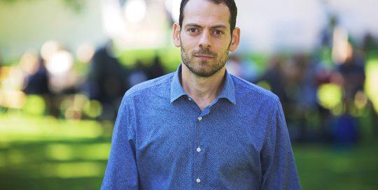 Jamil Mehdi - social entreprenør og stifter af Mindmover